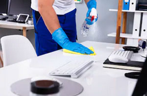 Commercial and Office Cleaning Rochford (SS4)